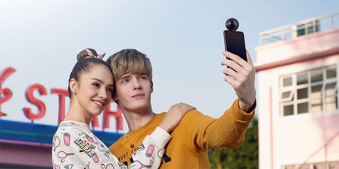 2017年使用体验最好的手机即插即拍全景相机排行榜——异地恋必备