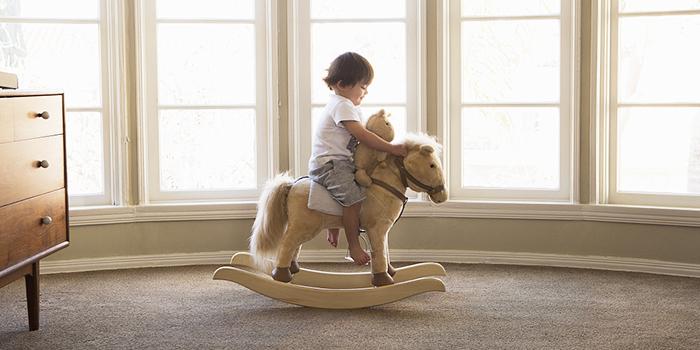 十款乐趣无穷的儿童木马摇椅排行榜