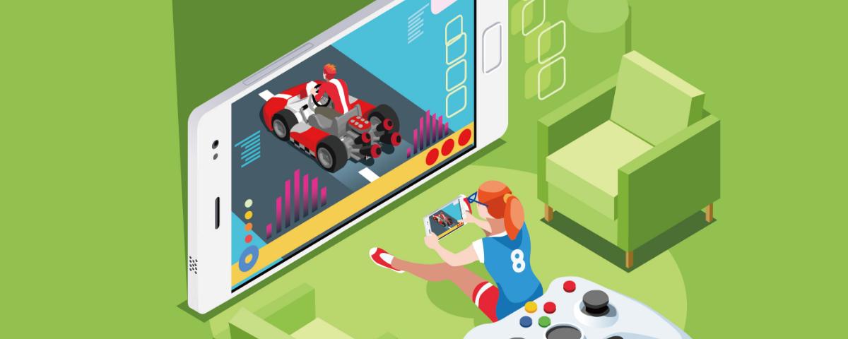 2018年6月游戏手机排行榜