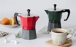 2017年100元内摩卡咖啡壶排行榜