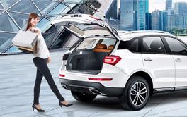 2017年便民科技——后备厢感应开合15万元以内SUV排行