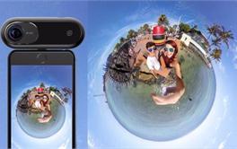 2017潮人必备的手机即插式可直播全景相机排行榜
