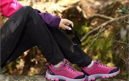 2017年九款500-1000元适合短途轻装徒步的女轻型徒步鞋排行