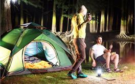 2017年十款500-800元适合多人休闲自驾游用的户外帐篷排行