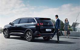 2017年便民科技——后备厢感应开合20-30万元SUV排行