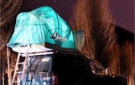 2017年八款坚固耐用的车顶帐篷排行