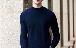 2017年十款200元内舒适百搭的男士圆领羊毛衫排行
