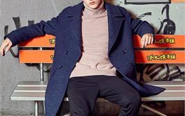 2017年八款500-1000元时尚舒适的中长款男士毛呢大衣排行
