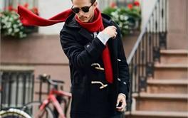 2017年十款100元内舒适暖和的男士围巾排行