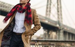 2017年十款100-300元舒适暖和的男士围巾排行