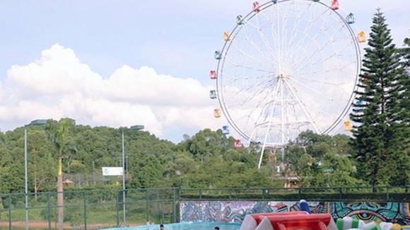 武汉中山公园摩天轮_2018年跨年好去处——深圳最大的摩天轮排行榜 - 娱乐 - 排排宝