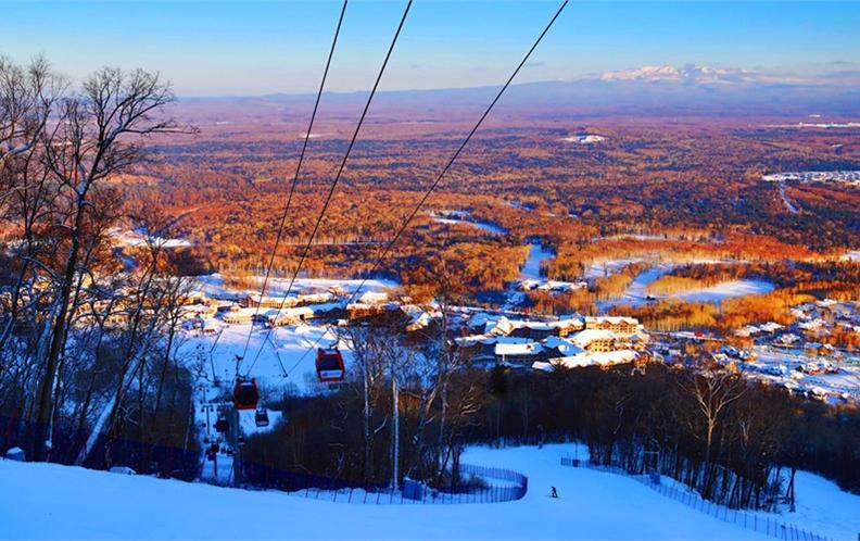 2018年中国十大滑雪场排行