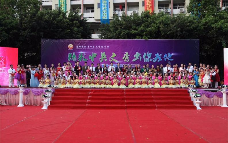 2016年深圳市龙华新区十大民办小学排名