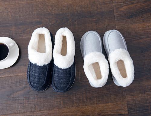doppio WH-0111男冬季拖鞋