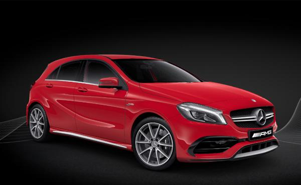 AMG A45 2.0T