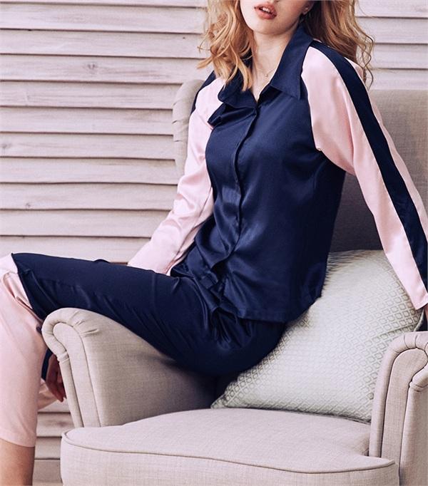 佩莎缇PATRATING 性感丝绸睡衣套装