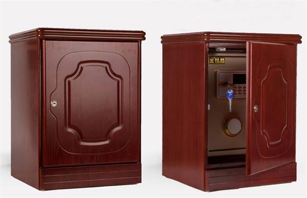 金利盛 家用密码小型床头隐形保险箱