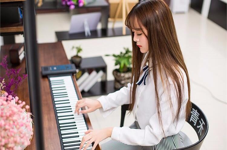 2018年十款最值得购买的88键手卷电子琴排行榜