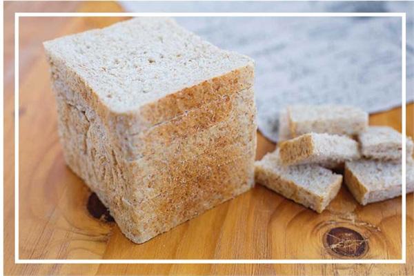 奔跑吧面包 全麦面包无糖低脂