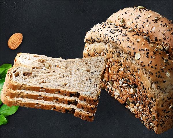 巴吉亚特产食品 黑麦全麦面包无糖无油