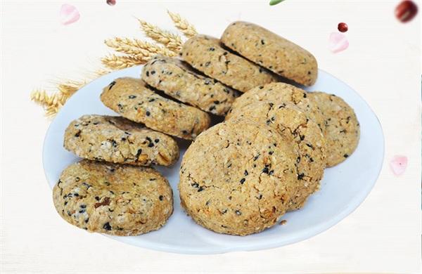 麦羔羔代餐饼干 全麦手工饼干