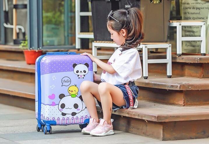 2018年值得购买的儿童拉杆箱排行榜