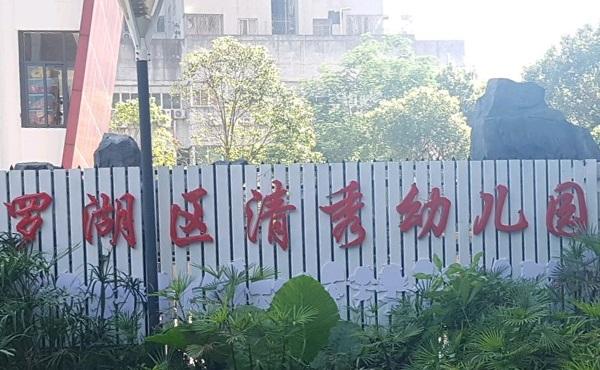 深圳市罗湖区清秀幼儿园