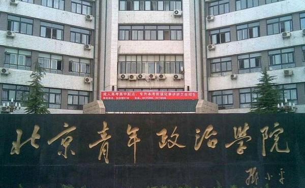 北京青年政治学院