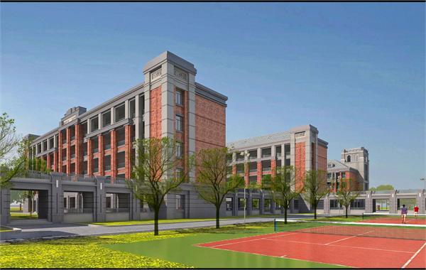 上海对外经贸大学附属松江实验学校