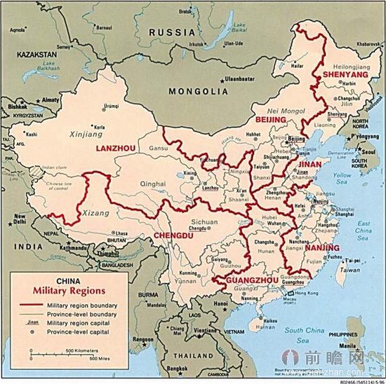 中国地图ps素材黑白
