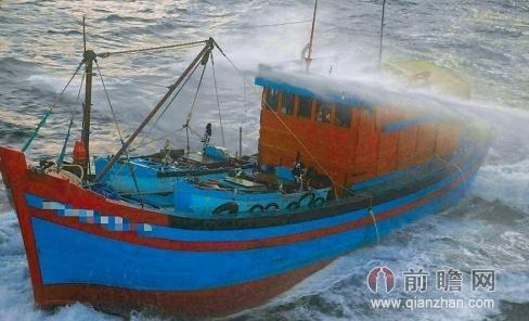 越南搬弄是非 指责中国船只袭击越南渔船_前