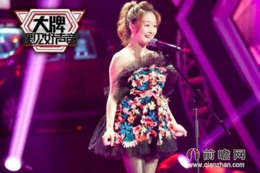 中国好声音第二季姚贝娜或夺冠图片