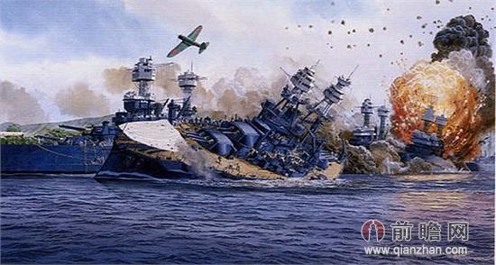 日本偷袭珍珠港事件是美国的苦肉计?