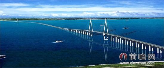 跨海桥梁的设计图纸