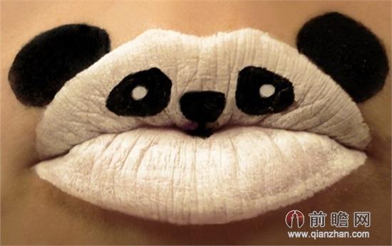 最可爱的动物图案唇彩