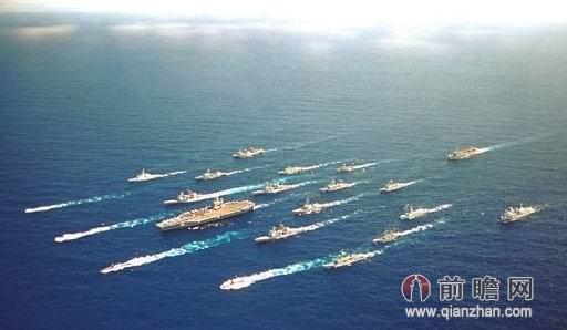曝中国南海造岛全貌