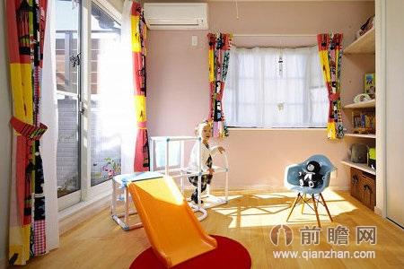 日本小户型儿童房装修妙招
