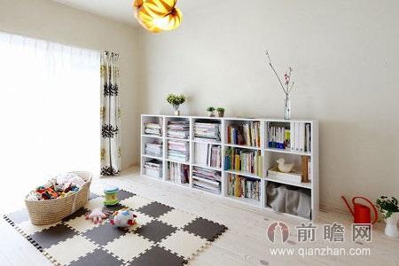 日本小户型儿童房室内装修设计图片