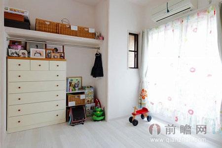 日本小户型儿童房室内装修设计