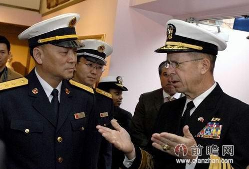 中美一旦大战 解放军海军司令一句话差点噎死美军 - hanwa - 心.灵.的家园