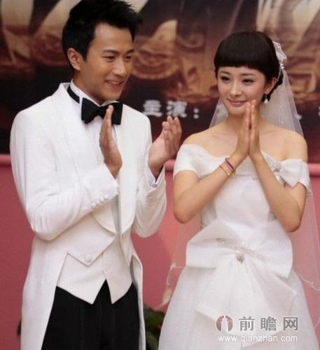 杨幂刘恺威结婚照遭周笔畅调侃