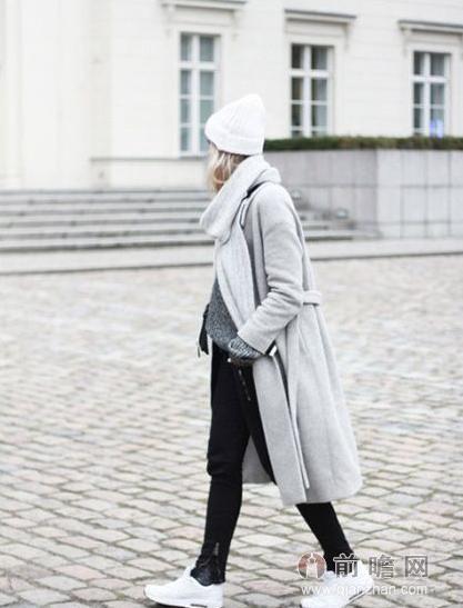 大衣 运动鞋 掀起新一轮混搭风暴图片