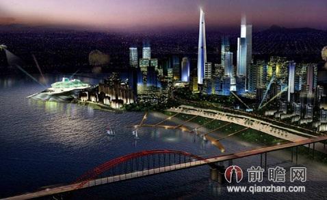 重庆两江新区2013年引资额超千亿元