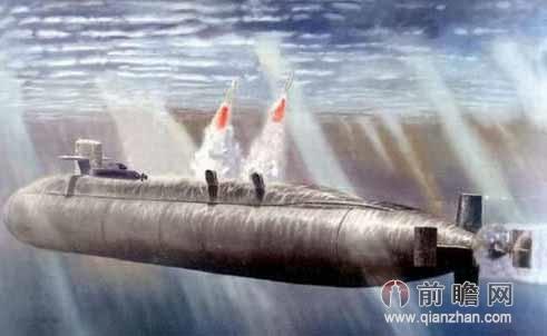 解放军青岛核潜艇基地两杀器遭曝光日本坐卧不