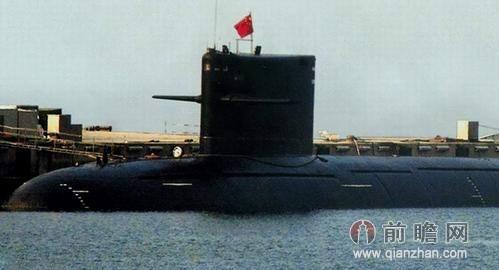 青岛核潜艇基地曝光两大杀器神秘技能令世界震