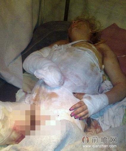 美国女子连开5射死9岁儿子后自