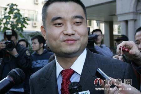 """健力宝原董事长张海""""越狱"""":谁才是导演?"""