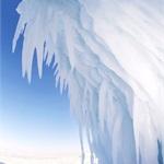 西伯利亚 洪島/西伯利亚冰洞绝美景观...