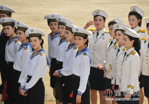 朝鲜欢乐组金正日钦点艳舞团