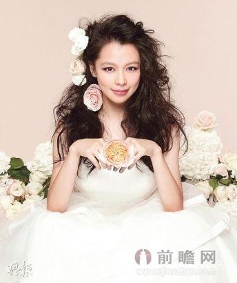 徐若瑄李云峰登记结婚图片